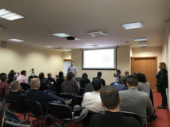 Георги Дюлгеров лектор SEO семинар