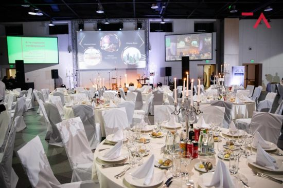 Гала вечерята Travel Awards