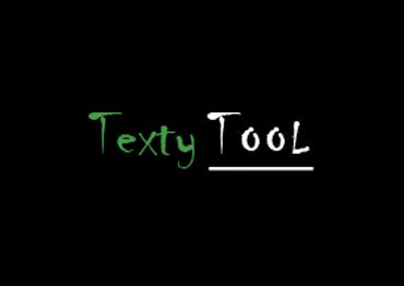 texty tool logo