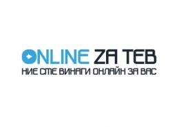 online za teb logo